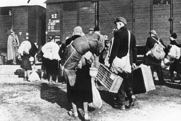 Slovacchia 75 anni fa il primo trasporto di ebrei ad Auschwitz, era un treno di sole donne