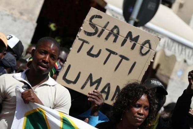 Pianeta Migranti. Decreti Minniti-Orlando.'Risposta sbagliata, pronti a disobbedire'