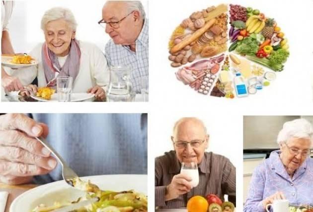 Pianeta Anziani Alimentazione a salute delle persone anziane