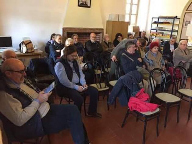 Congresso PD provincia di Cremona  I dati finali : Renzi al 68,3 % , Orlando al 30,01 ed Emiliano all'1,58