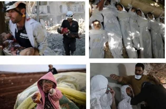 Strage di Bambini in Siria Ennesimo orrore    Sinistra italiana Crema
