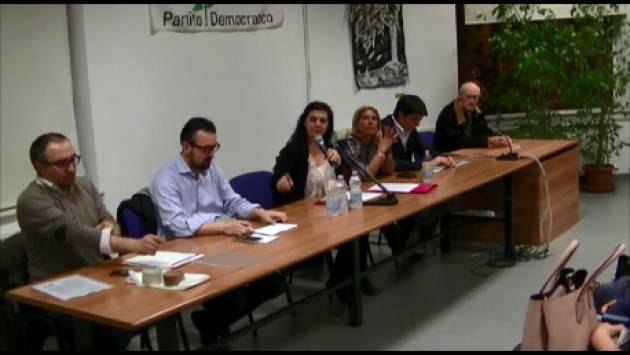 (Video) La Convenzione Congresso PD Cremona  ratifica voti nei circoli