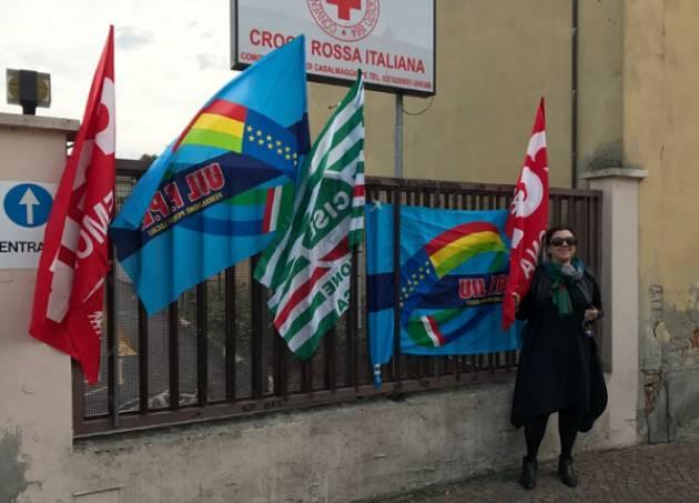 (Audio) Sabrina Negri (Fp-Cgil) Inaccettabile il cambio di contratto dei nuovi assunti del 'Busi'