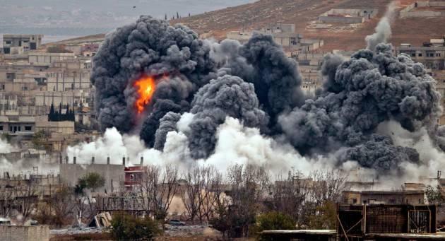 Cgil Attacco Usa Siria, il giorno più difficile per la pace