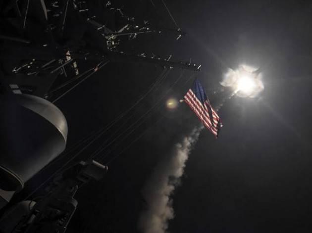 Amnesty. Attacco USA a base Siriana. Preoccupazione per le vite civili ed i profughi siriani