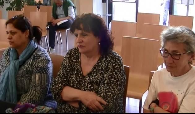 (Video) Cremona Costantina Maffezzoni candidata al premio 'Rosa Camuna' di Regione Lombardia