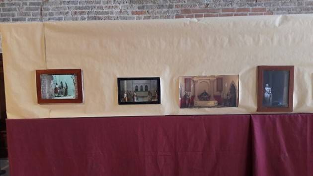 Cremona La passione di Cristo nell'arte Presepiale