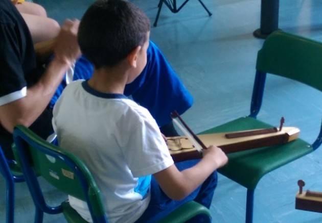 Asst  Cremona Il Violino va a scuola... in Pediatria