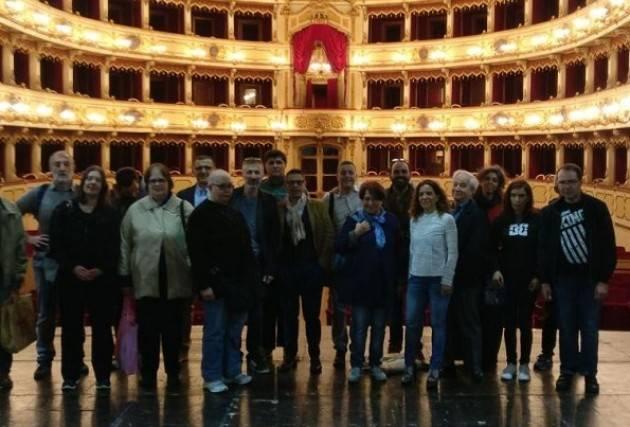 Asst Cremona Happy News va a Teatro