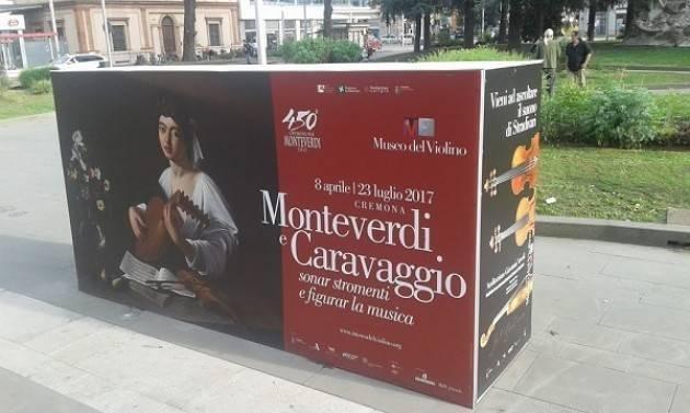 MDV Mostra Monteverdi e Caravaggio, sonar stromenti e figurar la musica fino al 23 luglio 2017