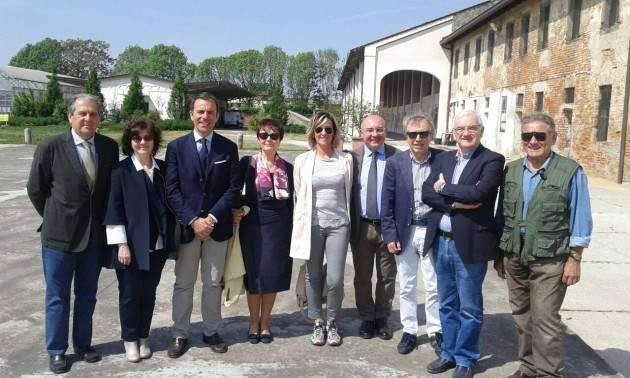 Positivo ed importante  incontro Fondazione Città di Cremona ed Agropolis