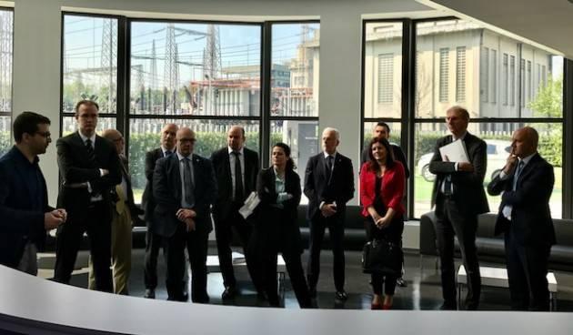Lombardia Protezione Civile Accordo tra Regione ed Enel per gestione emergenze