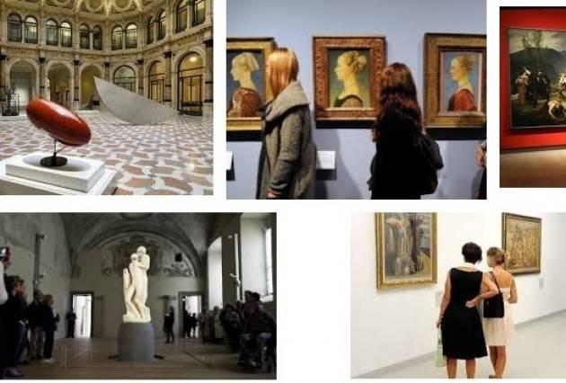 Milano Per il ponte di Pasqua in 23 mila scelgono le mostre ed i musei