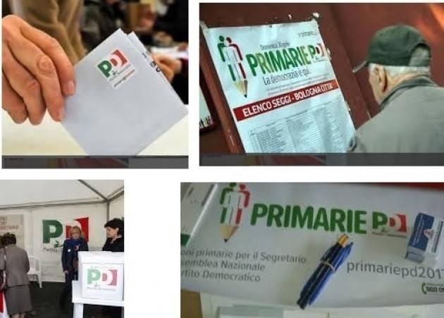 Primarie PD del 30 di aprile a Cremona 82 seggi si vota fino alle 20