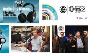 Milano Radiocity . Tre giorni, oltre 200 emittenti da tutta Europa