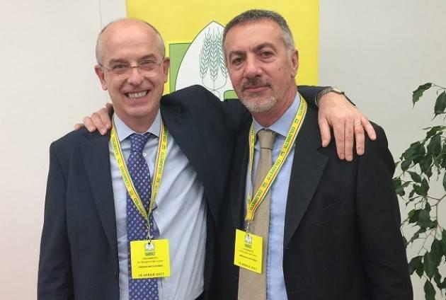 Coldiretti Cremona, nuova direzione Insediamento di Mauro Donda