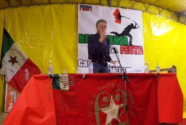 (Video) Giancarlo Corada (Anpi Cremona) ci parla della attualità del 25 aprile 2017