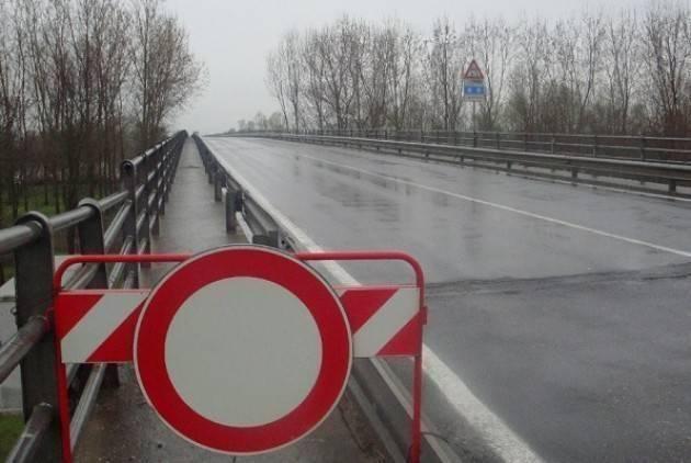 Lavori sul ponte Verdi sul fiume Po a San Daniele Viola: ' Prioritario garantire la pubblica incolumità'