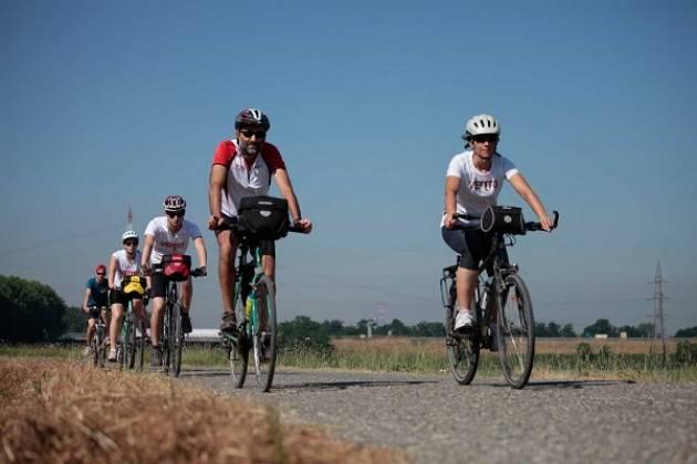 VENTO Bici Tour 2017 : da Venezia a Torino lungo il PO dal 2 all'11 giugno. Iscriviti