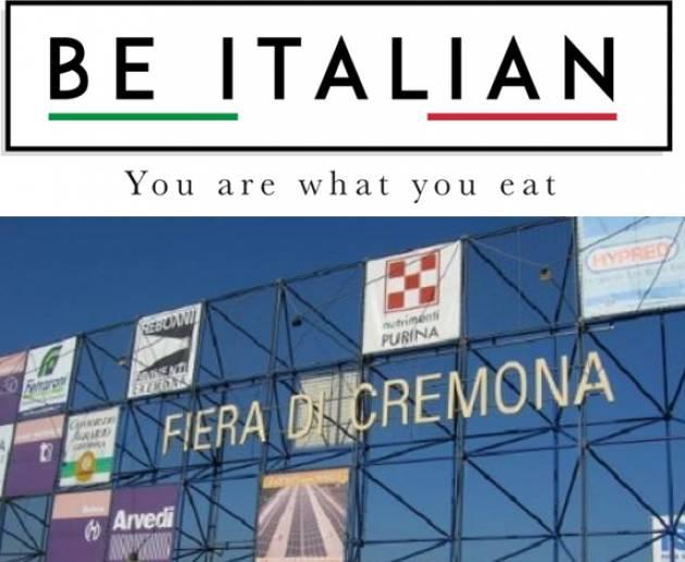 BE ITALIAN – YOU ARE WHAT YOU EAT IL 16 MAGGIO L'ITALIA DEL FOOD SI PRESENTA A NEW YORK