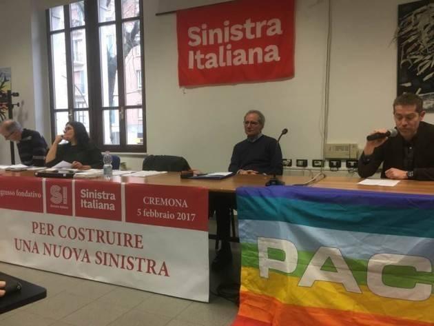 Sinistra Italiana Cremona parteciperà alle manifestazioni del 25 aprile , Festa della Liberazione