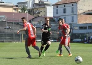 Cremonese-Lucchese : 1-0 Decide Maiorini. Calma e gesso di Giorgio Barbieri