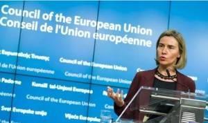 Mogherini sulla difesa comune europea: 'È già una realtà'