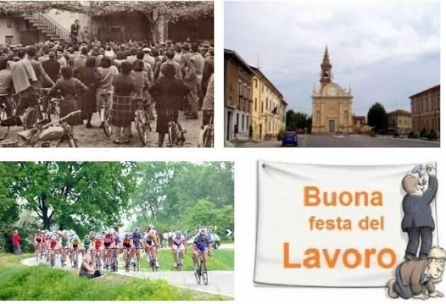 Stagno Lombardo le iniziative del 1° maggio , Festa del Lavoro