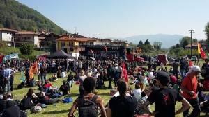 Cremona presente a Pontida  il 22 aprile 2017 Giornata dell'orgoglio antirazzista | Francesca Berardi