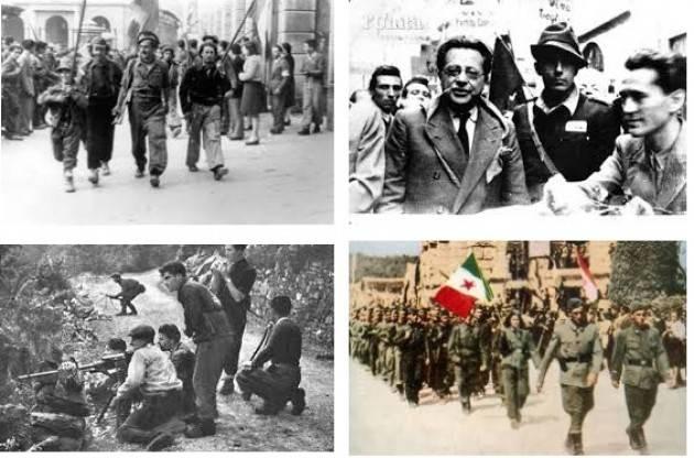 AccaddeOggi 24 aprile 1945 Nella maggio parte delle città italiane del nord inizia l'insurrezione contro i nazisti