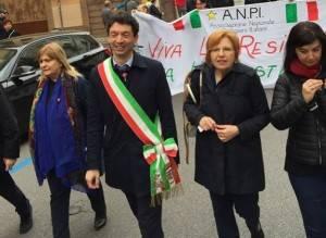 Cremona 25 aprile 2017 Noi siamo i nuovi resistenti di Gianluca Galimberti