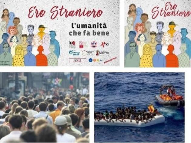Parte la campagna 'Ero straniero - l'umanità che fa bene'