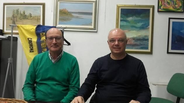 Cremona Maurilio Segalini, eletto Presidente  Associazione delle Canottieri