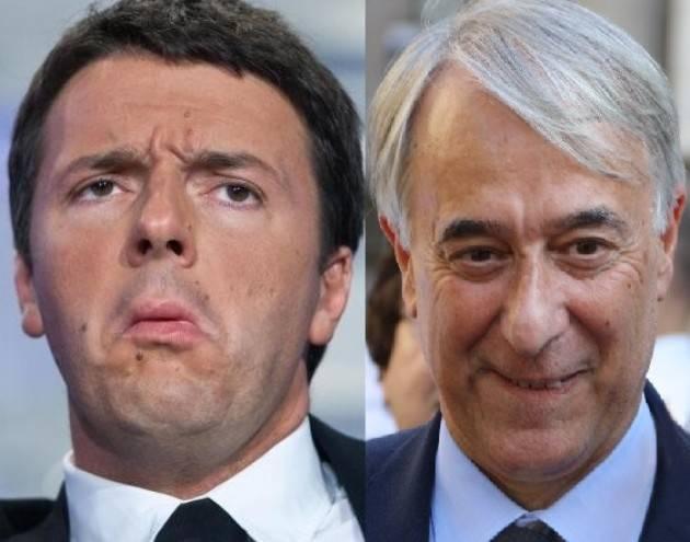 Renzi dice no a Pisapia. Ha già l'accordo con Berlusconi?   Gian Carlo Storti