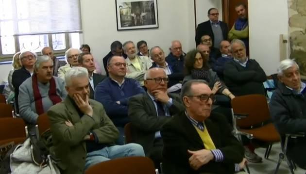 (Video) Le carte di Franco Dolci consegnate  da Mimmo e Chiara all'Archivio di Stato di Cremona