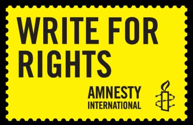 Amnesty A Montepulciano Sabato 29 aprile ' Giornata dei diritti umani'