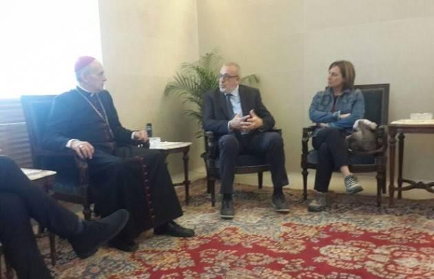 Franco Bordo (Democratici e Progressisti): «Con i nostri caschi blu nel sud del Libano»