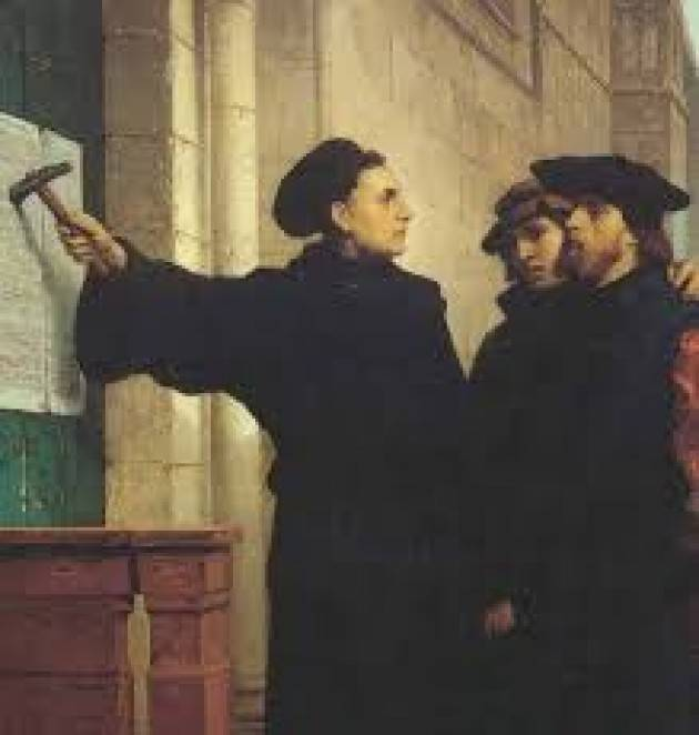 A Bergamo 500 anni dalla Riforma Protestante, incontri e una mostra alla Biblioteca Civica