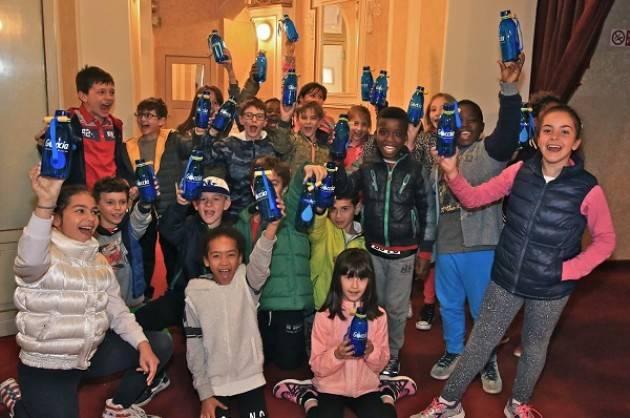 Padania Acque S.p.A.: al teatro comunale di Casalmaggiore La festa della Buona Acqua fa il bis