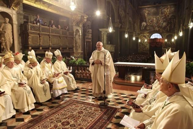Cremona  Gian Carlo Perego  ordinato  Vescovo Andrà nell'arcidiocesi di Ferrara-Comacchio