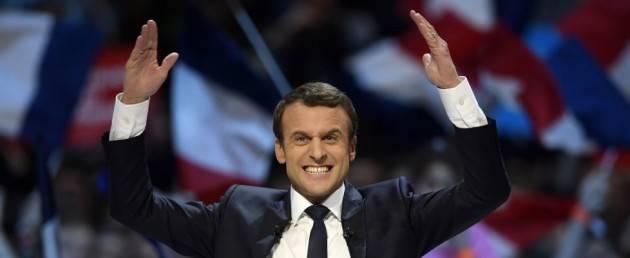 Con il 66,06%  Emmanuel Macron, a 39 anni, è il nuovo presidente della Repubblica francese.