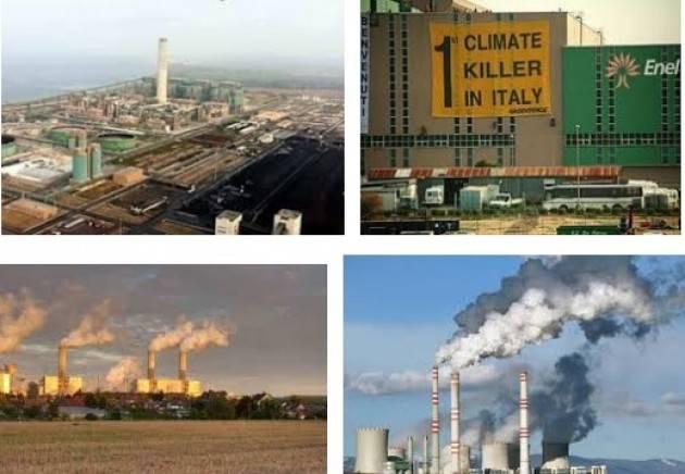 (Tecno)  Centrali a carbone e domande in libertà. Benito Fiori (Cremona )