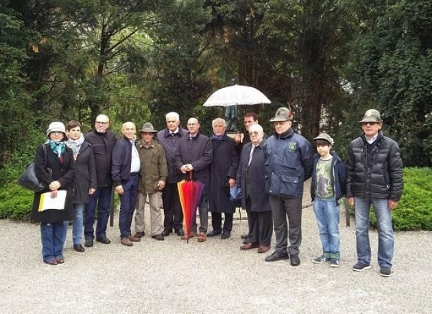 Italiani in Germania  Celebrato il 25 Aprile presso il campo di Concentramento di Dachau.