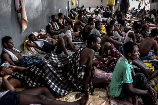 Pianeta migranti. Un viaggio infernale