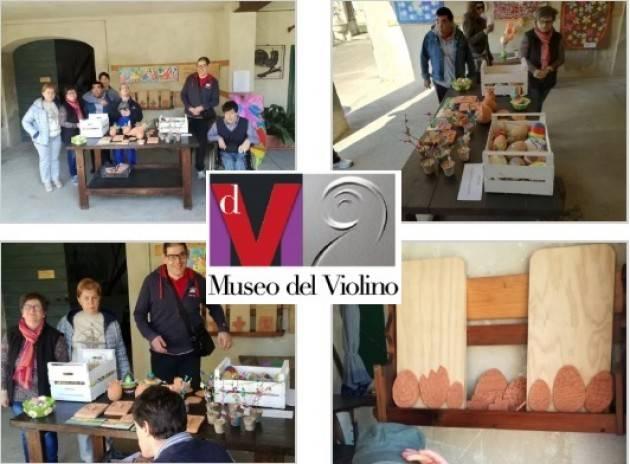 MDV Collaborazione tra Anffas Cremona Onlus e Museo del Violino Cremona