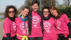Uisp Cremona  La corsa rosa a sostegno di Tecum