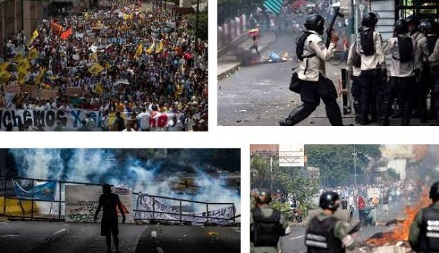 Amnesty Venezuela L'uso dei tribunali militari contro i civili contro lo stato di diritto