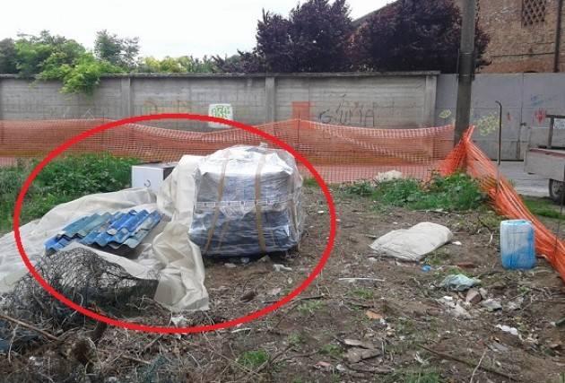 Finalmente tolto l'amianto dall'area 'Orti' di Borgo Loreto Cremona