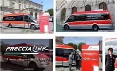 FRECCIALINK:le frecce Trenitalia raggiungono Cremona: Roma più vicina