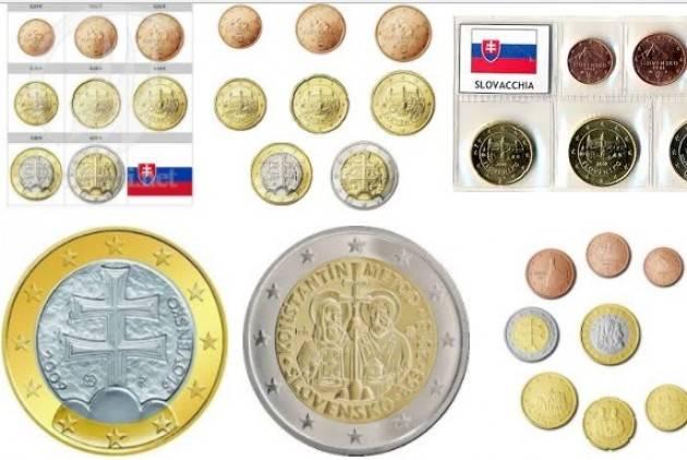 Slovacchia A marzo gli stipendi cresciuti del 4,4% a oltre 1000 euro